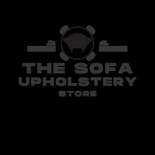 the sofa upholstery store logo